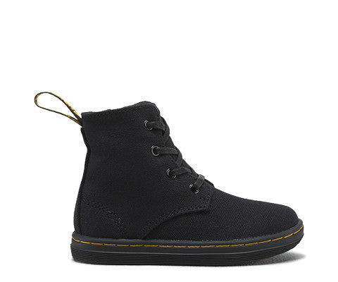 Dr Martens Infants Brooklee Laney Canvas Boots 16222001