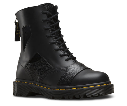 Dr Martens Katrinia Black Leather Boot 21907001