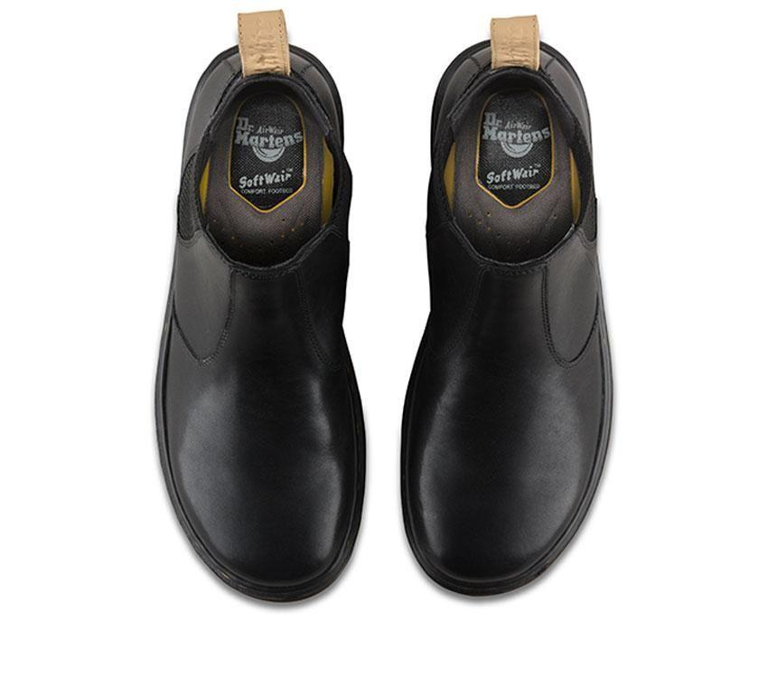 b1988f89e9f Dr Martens Lyme Westfield Black Leather Boots 23946001