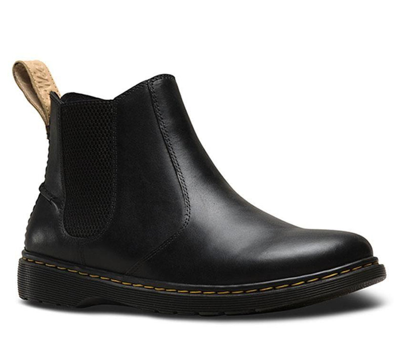 Dr Martens Lyme Westfield Black Leather Boots 23946001