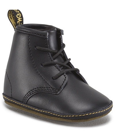 Dr Martens Auburn Crib Lace Black Lamper Leather