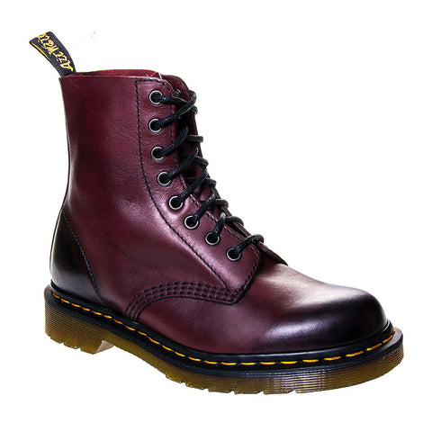 Dr Martens Pascal Cherry Red Antique Temperley 8 Hole Boot 21154600 Famous Rock Shop Newcastle NSW Australia
