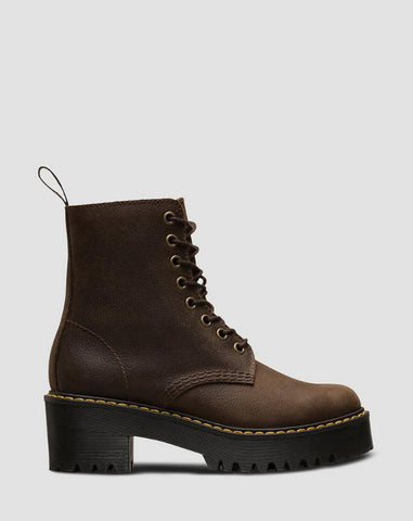 Dr Martens Shiver Hi CJ Beauty Dark Brown 23920201 Famous Rock Shop Newcastle, 2300 NSW. Australia. 1