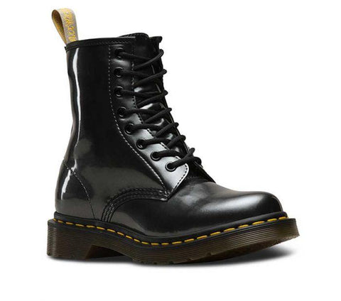Dr Martens Vegan 1460 Chrome Gunmetal 23922029 Famous Rock Shop Newcastle, 2300 NSW. Australlia. 1
