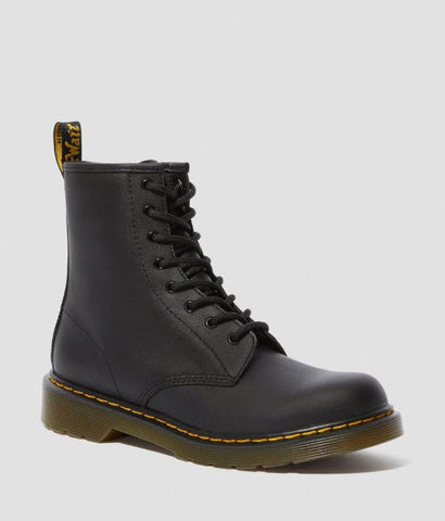 Dr Martens Youth 1460 Softy T Black Boot 21975001 Famous Rock Shop Newcastle, 2300 NSW. Australia. 1