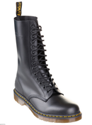 Dr Martens 1914 Black 14 hole Leather Boots 11855001
