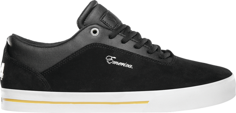Emerica Herman G-Code Re-Up X Vol 4 Black White Gold 6102000121 715. Famous Rock Shop Newcastle, 2300 NSW. Australia.