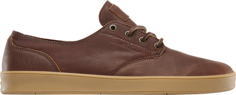 Emerica RL Reserve X Truman Brown Gum Brown 6107000201236 Famous Rock Shop Newcastle 2300 NSW Australia