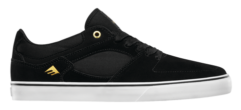 Emerica The HSU Low Vulc Black White 6102000113-976-S-001