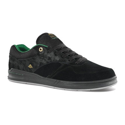 Emerica The Heritic Black Green Gold   Famous Rock Shop 517 Hunter Street Newcastle 2300 NSW Australia