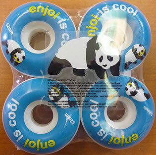 Enjoi Cool 52mm Wheel Set Blue