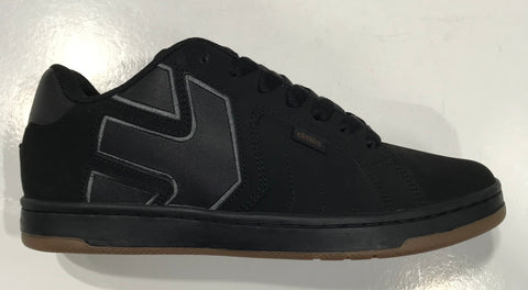 Etnies Fader 2 Black Black Gum  Famous Rock Shop Newcastle 2300 NSW Australia