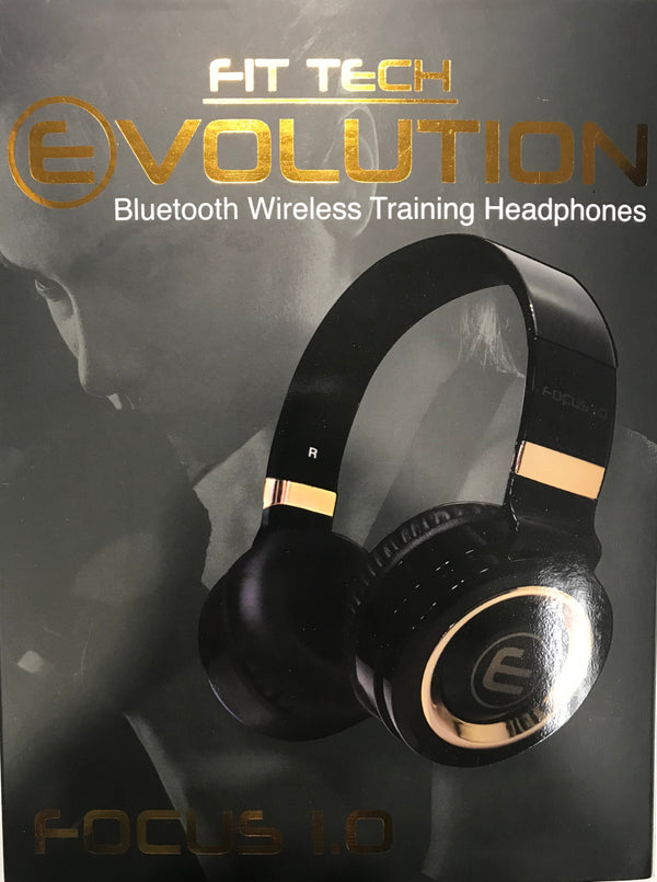 FIT TECH Evolution Wireless Headphones Fittech Evolution FOCUS 1.0 earphones are designed with athletes in mind. With high quality wireless bluetooth audio Famous Rock Shop Newcastle 2300 NSW Australia