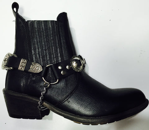 FRSW314 Leather Boot Straps