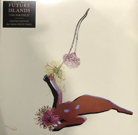 FUTURE ISLANDS THE FAR FIELD LP WHITE VINYL