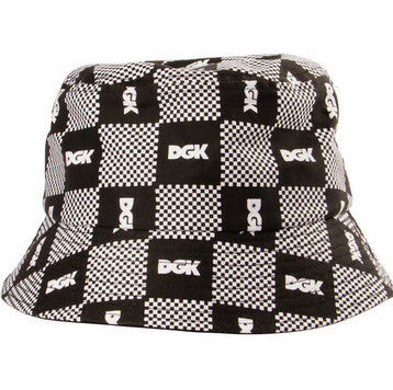 DGK Checkers Bucket Hat