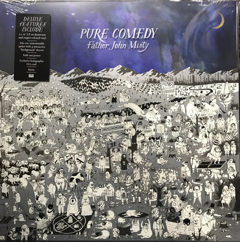 Father John Misty Pure Comedy Vinyl LP