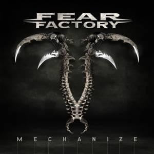 Fear Factory: 'Mechanize' Tool Box Detailed LIMITED EDITION Famous Rock Shop. 517 Hunter Street Newcastle, 2300 NSW Australia