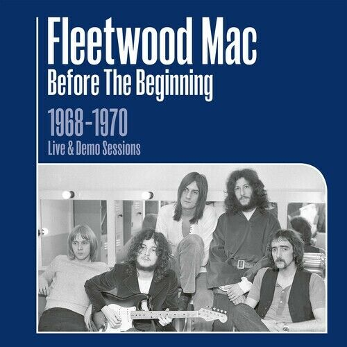 Fleetwood Mac Before The Beginning VOL2 Vinyl LP