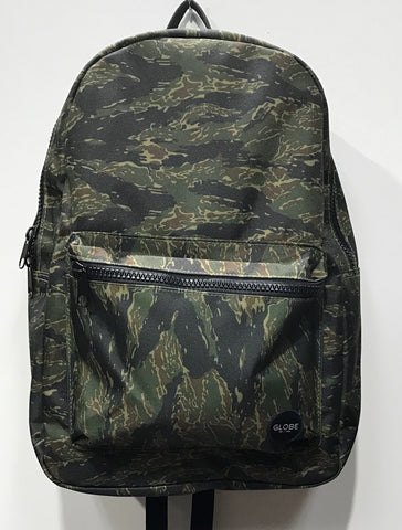 Globe Dux Deluxe Backpack woodland