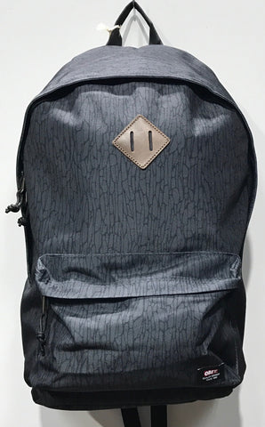 OBEY quality dissent Backpack Graphite
