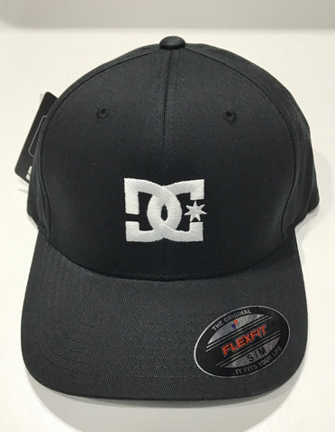 DC Hat cap star 2 Black 55300096 Famous Rock Shop Newcastle 2300 NSW Australia