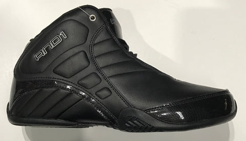 AND1 Rocket 3.0 MID D1051MBBS BLK/BLK/SILVER