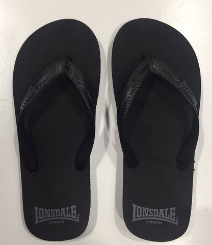 Lonsdale London Soho Black LSA14702