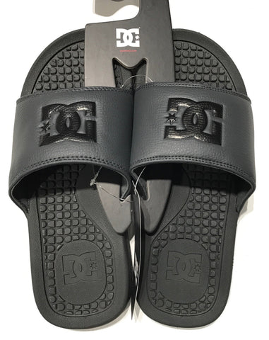 DC Bolsa Men's sandal Dark Charcoal (CH7) ADYL100026 Famous Rock Shop Newcastle 2300 NSW Australia