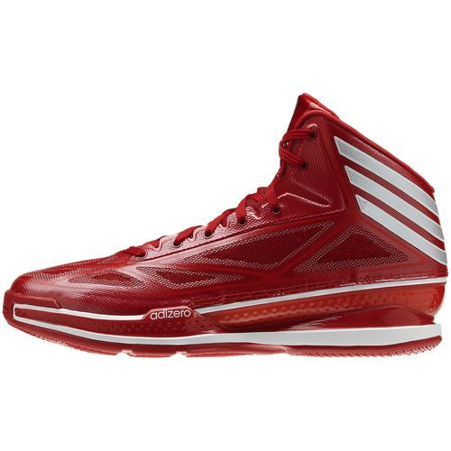 Adidas Adizero Crazy Light 3 Men's Basketball Trainers G66516 miCoach Compatible In Store at Sportstar Pro 519 Hunter Street Newcastle NSW Australia