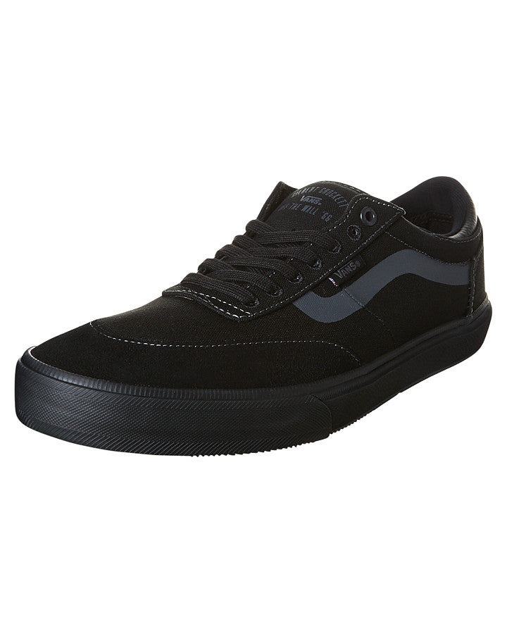 Vans Gilbert Crockett Pro 2 Skate Shoes Black Famous Rock Shop 517 Hunter  Street Newcastle 2300 3c6763513