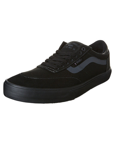 Vans Gilbert Crockett Pro 2 Skate Shoes Black   Famous Rock Shop 517 Hunter Street Newcastle 2300 NSW Australia