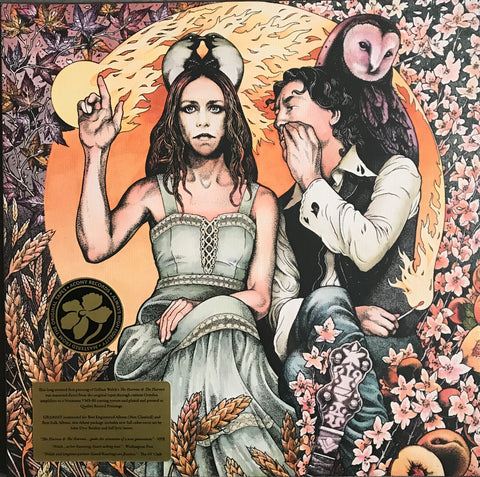 Gillian Welch The Harrow & The Harvest Vinyl LP LP ACNY 1109 805147110939 Famous Rock Shop Newcastle 2300 Newcastle Australia