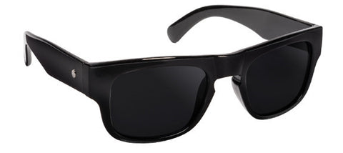 Glassy Sunhaters Mariano Black Polarized Sunglasses
