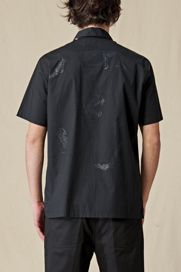 Globe Dion Agius Short Sleeve Shirt Black GB02114000