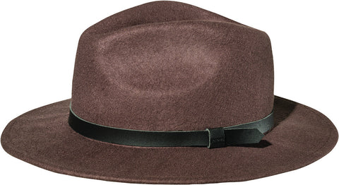 Globe Collins Wide Brim Brown Hat
