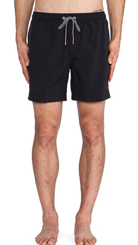 Globe Dana V Poolshort GB01518019 BLACK Famous Rock Shop Newcastle NSW Australia