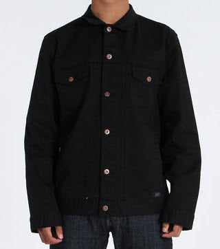 Globe Goodstock Jacket Black