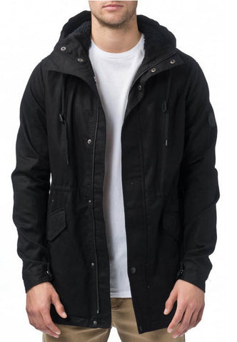 Globe Goodstock Fishtail lV Jacket NU Black GB01737001