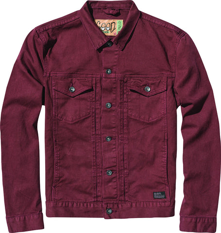 Globe Goodstock Jacket Vineyard