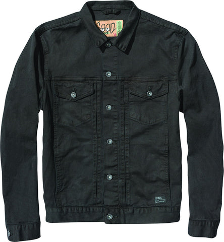 Globe Goodstock Jacket Vintage Black