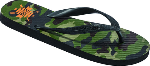 Globe Men's Thongs Military Camo