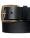 Globe Supply Belt, featuring a genuine leather construction, and an antique gold-toned buckle fastening.​- Width: 4cm- Smooth, genuine leather- Antique gold-toned buckle with logo branding   with logo branding Famous Rock Shop Newcastle 2300 NSW Australia
