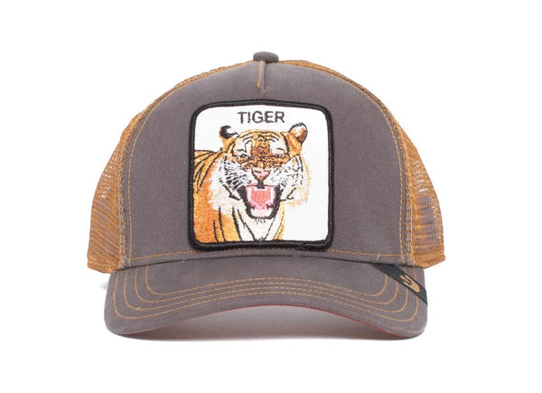 Goorin Bros Eye Of The Tiger Brown Tracker Hat Famous Rock Shop Newcastle, 2300 NSW. Australia. 1