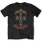 Guns N Roses Appetite For Destruction Black Kid's Tee