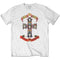 Guns N Roses Appetite For Destruction White Kid's Tee