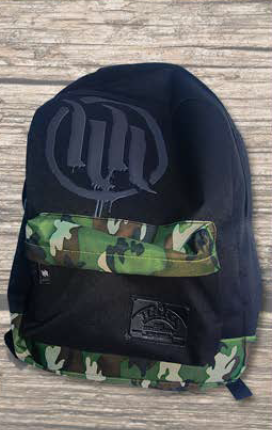 Hart & Huntington Camo Backpack