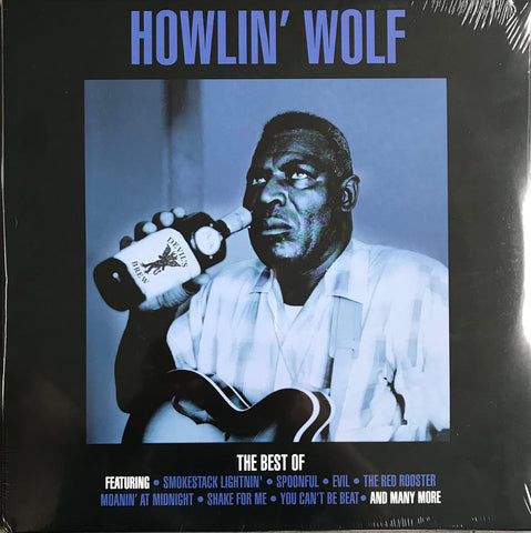 HOWLIN WOLF The Best Of Vinyl LP CATLP105 Famous Rock Shop Newcastle 2300 NSW Australia