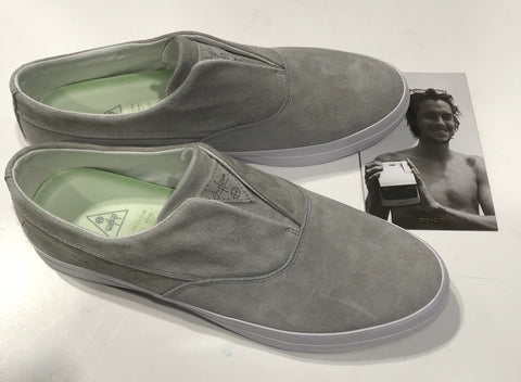 HUF DYAN SLIP ON VC00009 ASH 1 Famous Rock Shop Newcastle 2300 NSW Australia