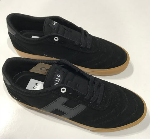 HUF Galaxy VC00011 BLKBKG BLACK BLACK GUM 1 Famous Rock Shop Newcastle 2300 NSW Australia